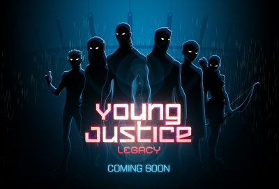 Young Justice Video Game