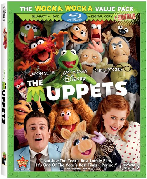 The Muppets Wocka Wocka Blu-ray Review
