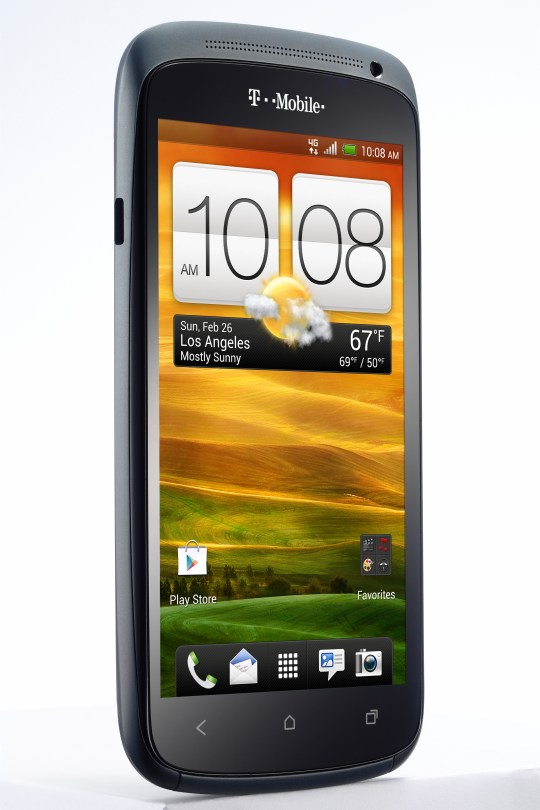 HTC One S Available on T-Mobile