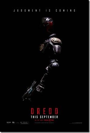 Dredd 1-sheet