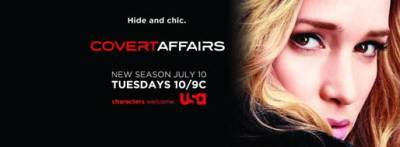 Covert Affairs USA Network Contest