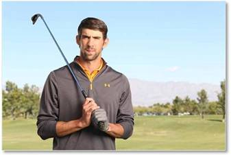 Michael Phelps and Hank Haney Tallk about The Haney Project