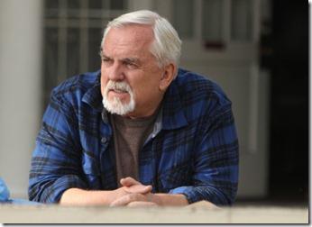 LEGIT -- Episode 8: Hoarders (Airs Thursday, March 7, 10:30 pm e/p) -- Pictured: John Ratzenberger as Walter -- CR: Patrick McElhenney/FX