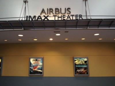 Airbus iMax Theater