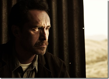 THE BRIDGE (Series Premiere, Wednesday, July 10, 10:00 pm e/p) -- Pictured: Demian Bichir as Marco Ruiz -- CR: Frank Ockenfels/FX