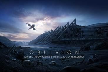 Oblivion Blu-ray Special