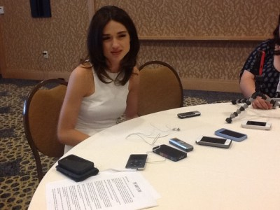 Teen Wolf - Crystal Reed talks to EclipseMagazine