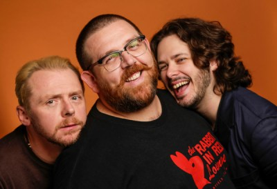Simon Pegg, Nick Frost and Edgar Wright talk The World's End