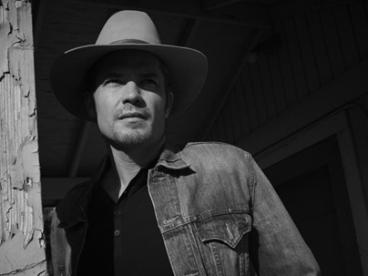 JUSTIFIED -- (Season Premiere, Tuesday, January 7, 10:00 pm e/p) -- Pictured: Timothy Olyphant as Deputy U.S. Marshal Raylan Givens -- CR: Kurt Iswarienko/FX Networks