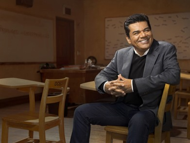 SAINT GEORGE -- Pictured: George Lopez as George -- CR. Matthias Clamer/FX