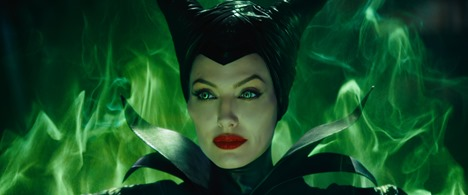 "Disney's ""Maleficent""  Maleficent (Angelina Jolie)  Ph: Film Still  ©Disney 2014"