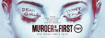 Murder in the first promo