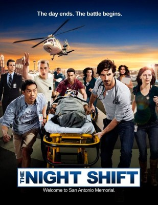 Night shift NBC promo
