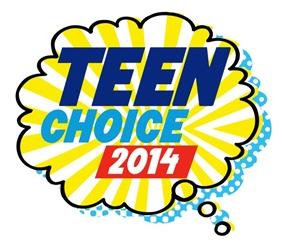 TEEN CHOUCE 2014: Logo.
