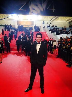 Nicolas Wendl Cannes Film festival