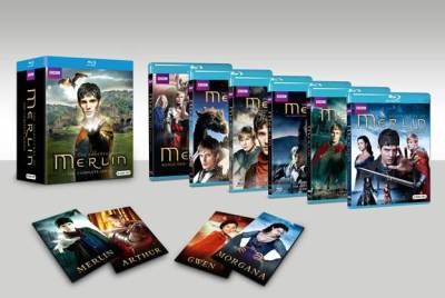 Merlin Complete Series