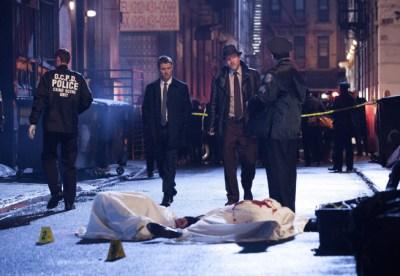 Waynes' Crime Scene - Jessica Miglio