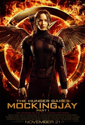Mockingjay 1-sheet
