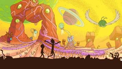 Rick & Morty 2 - 10-11-14