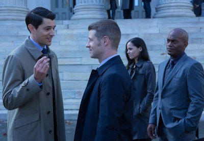 Gotham Episode 9 Recap, Gordon Meets Harvey Dent