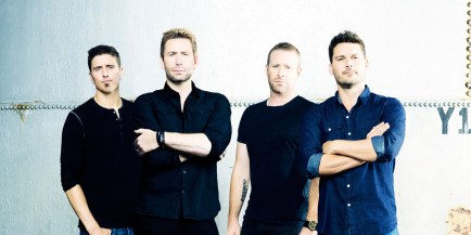 Nickelback poster promo 11-6-14