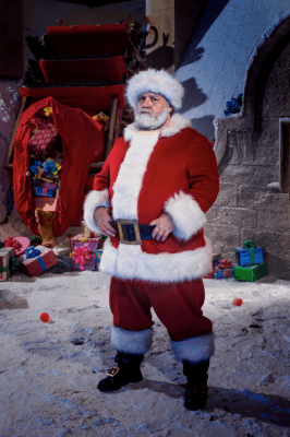 3. Who Christmas St. Nick