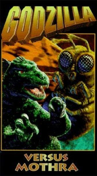 Godzilla Versus Mothra