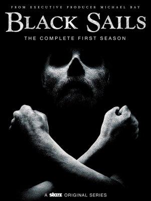 Black Sails DVD