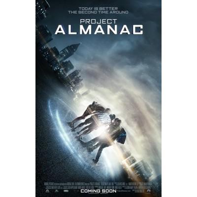 Project Almanac poster 1:10:15