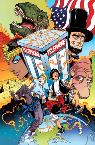 Bill & Ted #1 - Felipe Smith