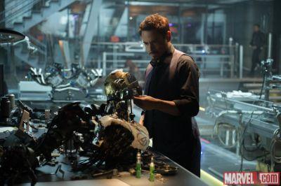 Avengers - Stark & Ultron