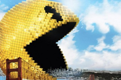 Pixels - Pac-Man
