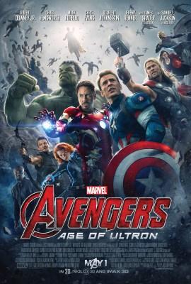 Avengers w. Vision