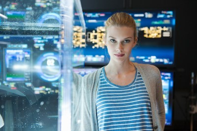 "STITCHERS - Emma Ishta stars as Kirsten on ABC Family's ""Stitchers."" (ABC FAMILY/ Adam Rose)"