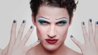 Darren Criss in Hedwig and the Angry Inch