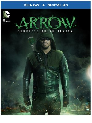 Arrow S3 Blu-ray