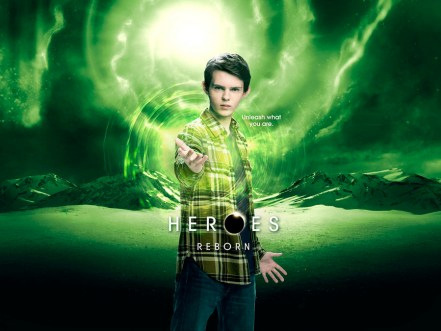 HEROES REBORN -- Pictured: Robbie Kay as Tommy -- (Photo by: NBCUniversal)