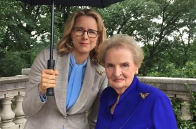 Madam Secretary - Leoni & Albright