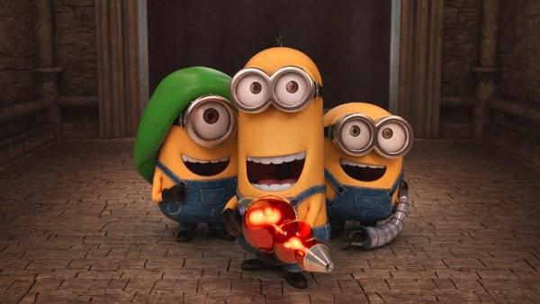 Friends, Minions, Henchmen!