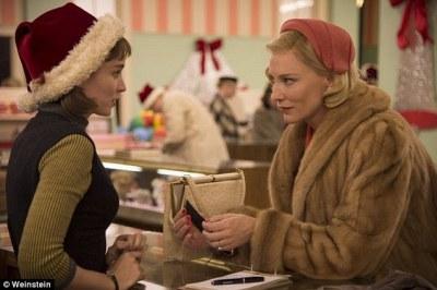 Carol - Mara & Blanchett