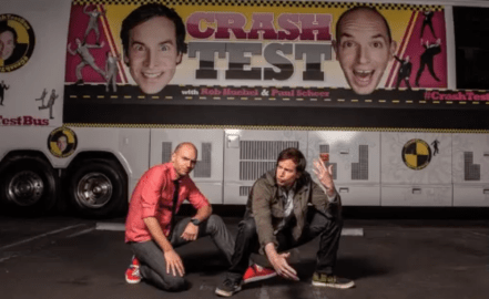Crash Test Comedy
