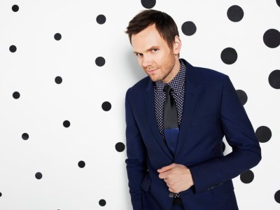 THE SOUP -- Season: 2014 -- Pictured: Joel McHale -- (Photo by: Timothy White/E!)