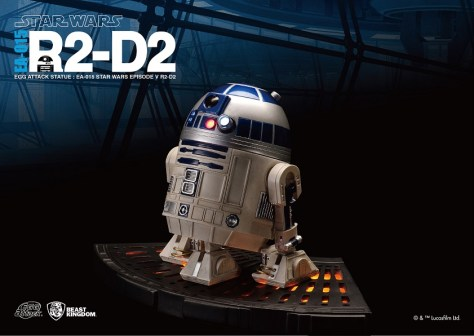 Beast Kingdom Egg Attack R2- D2