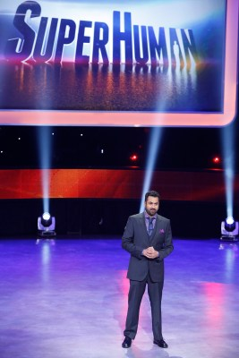 SUPERHUMAN:  Kal Penn is set to host SUPERHUMAN premiering Monday, Jan. 4 (8:00-10:00 PM ET/PT) on FOX.  ©2015 Fox Broadcasting Co.  Cr:  Greg Gayne/FOX
