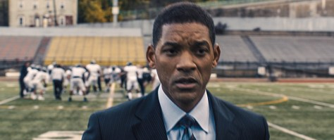 "Will Smith stars in Columbia Pictures' ""Concussion."""