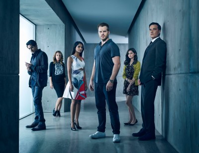 SECOND CHANCE:  L-R:  Adhir Kalyan, Vanessa Lengies, Dilshad Vadsaria, Rob Kazinsky, Ciara Bravo and Tim DeKay.  SECOND CHANCE premieres Wednesday, Jan. 13 (9:00-10:00 PM ET/PT) on FOX.  ©2015 Fox Broadcasting Co.  Cr:  Justin Stephens/FOX