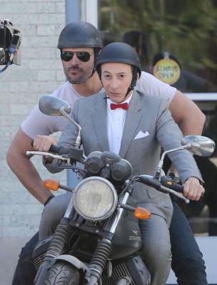 Biker Pee-Wee