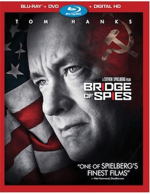 Bridge Of Spies Blu-ray Combo