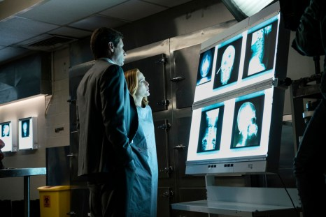 X-Files Founders Mutation