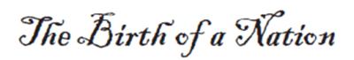 Birth logo
